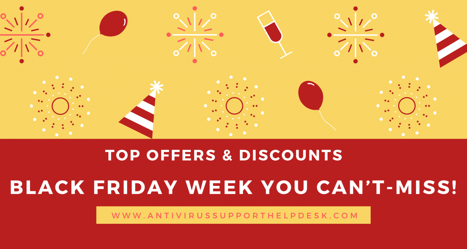 Top Offers & Discounts for Black Friday Week You Can't-Miss!